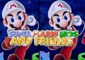 super mario bros and friends