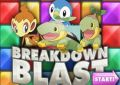 Pokemon Breakdown Blast