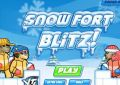 Snow Fort Blitz